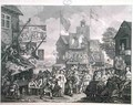 Southwark Fair 2 - William Hogarth
