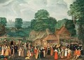 A Fete at Bermondsey - Joris Hoefnagel