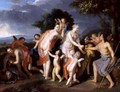 The Judgement of Paris - Gerard Hoet