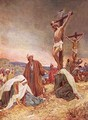Crucifixion - William Brassey Hole