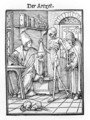 Death and the Physician - (after) Holbein the Younger, Hans