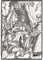 Death comes for the Emperor - (after) Holbein the Younger, Hans