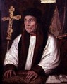 William Warham c 1450-1532 Archbishop of Canterbury - (after) Holbein the Younger, Hans