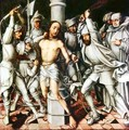 The Flagellation of Christ - Hans, The Elder Holbein