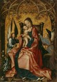 Madonna and Child 3 - Hans, The Elder Holbein
