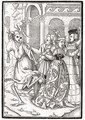 Death comes for the Queen - (after) Holbein the Younger, Hans