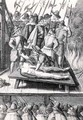 Execution of Catholics in England during the reign of Elizabeth I 1533-1603 - Franz Hogenberg