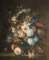 Vase of Flowers - Pieter Hardime
