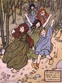 To Run and Race in the Hollow - Florence Harrison