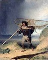 The Shrimper - Solomon Alexander Hart