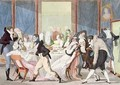 A Parisian Tea Party - Fulchran Jean Harriet