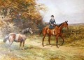 Lady Denman - Heywood Hardy