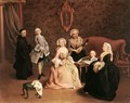 The Little Concert - Pietro Longhi