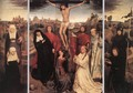 Triptych of Jan Crabbe - Hans Memling