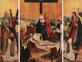 Triptych of Canon Gerhard ter Streegen de Monte - Master of the Life of the Virgin