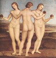 The Three Graces - Raffaelo Sanzio