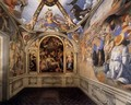 View of the Chapel of Eleonora da Toledo - Agnolo Bronzino