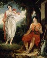 Venus and Anchises - Benjamin Robert Haydon