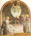 Resurrection of Christ and Women at the Tomb - Fra (Guido di Pietro) Angelico