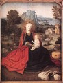 Rest on the Flight into Egypt - Unknown Painter
