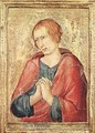 St John the Evangelist - Simone Martini