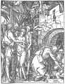 Small Passion 25. Christ in Limbo - Albrecht Durer