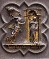 The Annunciation - Lorenzo Ghiberti