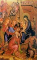 The Adoration of the Magi (Bargello Diptych) - Unknown Painter