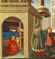 Story of St Nicholas Birth of St Nicholas - Fra (Guido di Pietro) Angelico