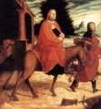 The Flight into Egypt - Unknown Painter