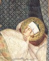 The Dream of St. Martin - Simone Martini