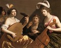 The Concert - Jan Van Bijlert