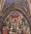 The Arithmetic - Bernardino di Betto (Pinturicchio)