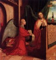 The Annunciation 3 - Unknown Painter