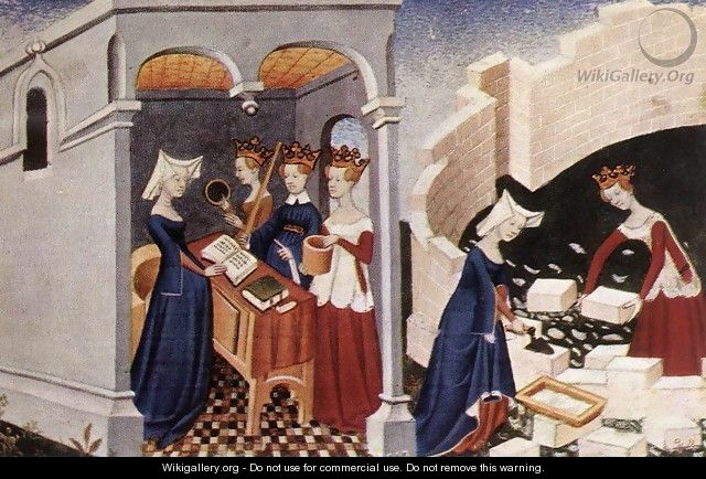 La Cite des Dames of Christine de Pisan - French Miniaturist