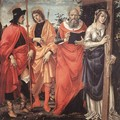 Four Saints Altarpiece - Filippino Lippi