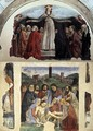 Madonna of Mercy and Lamentation - Domenico Ghirlandaio