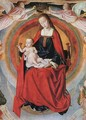 Madonna Enthroned with Saints - Unknown Painter