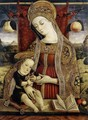 Madonna and Child - Carlo Crivelli