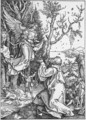 Life of the Virgin 2. The Angel Appering to Joachim - Albrecht Durer