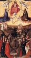 Last Judgment anf the Wise and Foolish Virgins - Unknown Painter
