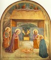 Nativity - Fra (Guido di Pietro) Angelico