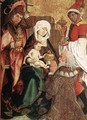 Adoration of the Magi - German Unknown Master