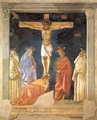 Crucifixion and Saints - Andrea Del Castagno