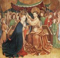 Coronation of Mary - Unknown Painter