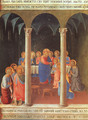 Communion of the Apostles - Fra (Guido di Pietro) Angelico