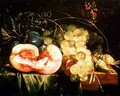 Still Life with Fruit 2 - Cornelis De Heem