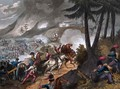 Battle of the Pyrenees in 1813 - (after) Heath, William