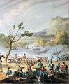 Battle of Maida - (after) Heath, William