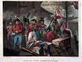 Taking of Ciudad Rodrigo on 19th January 1812 - (after) Heath, William